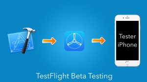 Testflight Sharing iOS App