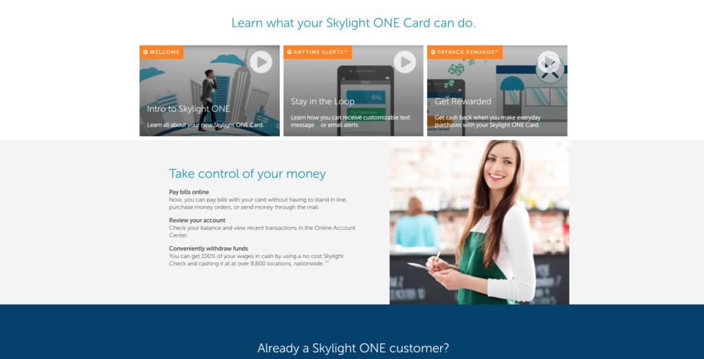 Skylight Card Activation
