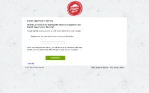 www.pizzahutlistens.ca - Pizza Hut Canada Survey - Win $1000 Vouchers